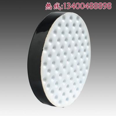 圆形四氟板式橡胶支座